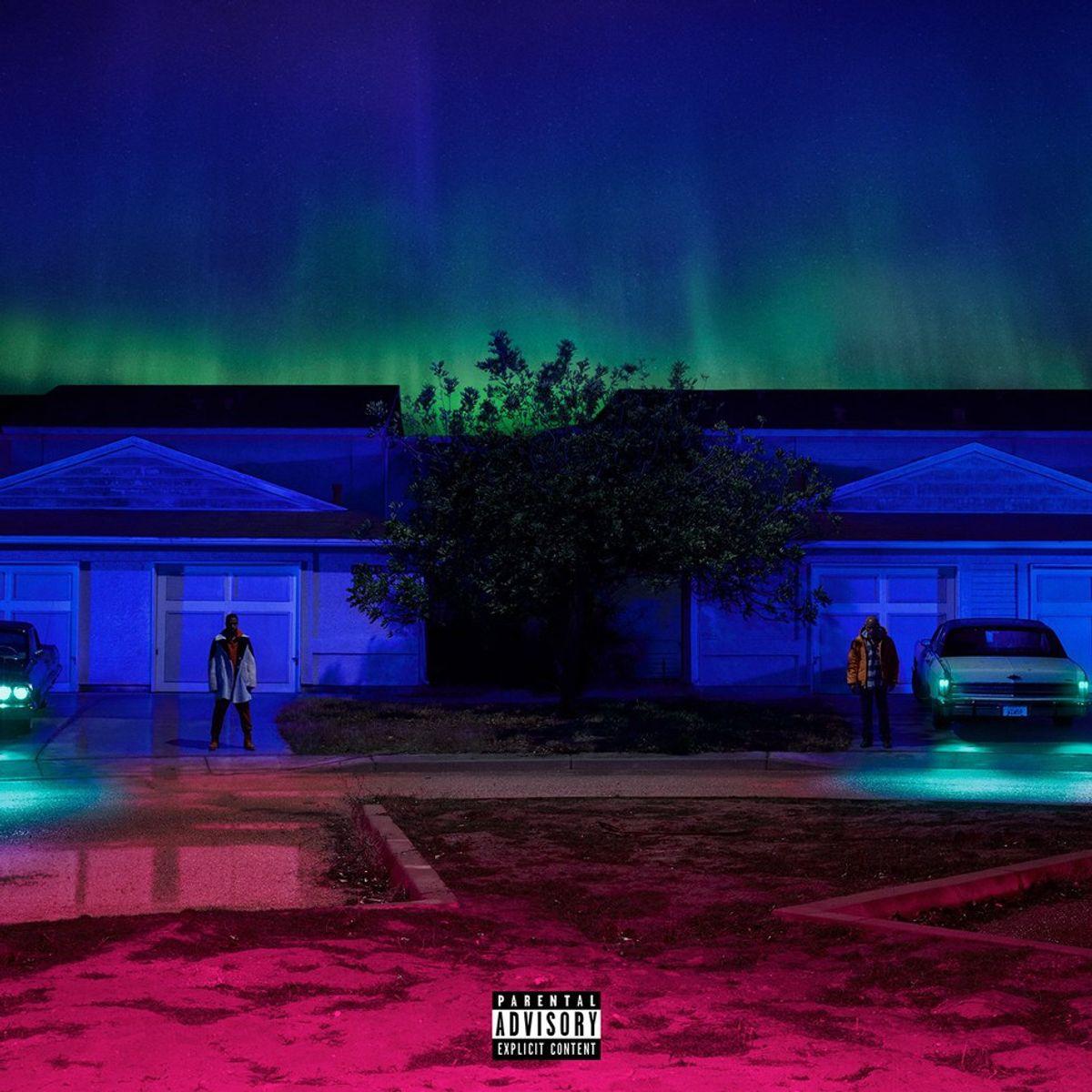 "Big Sean Album Review:  ""I Decided."""