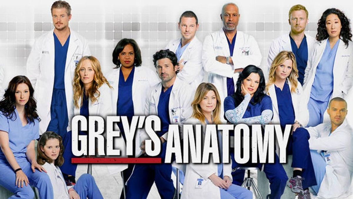 Newsflash: Grey's Anatomy Is The Worst Show Ever