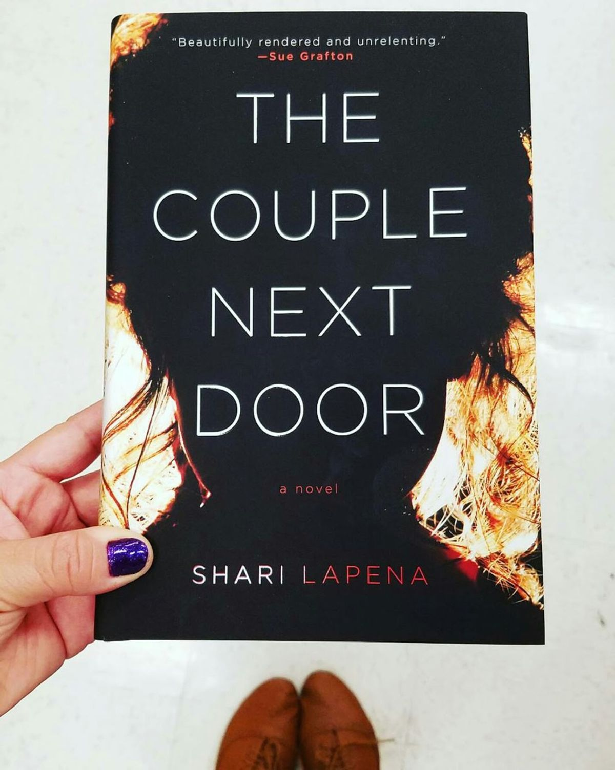 Read Or Run: A Review Of The Couple Next Door By Shari Lapena