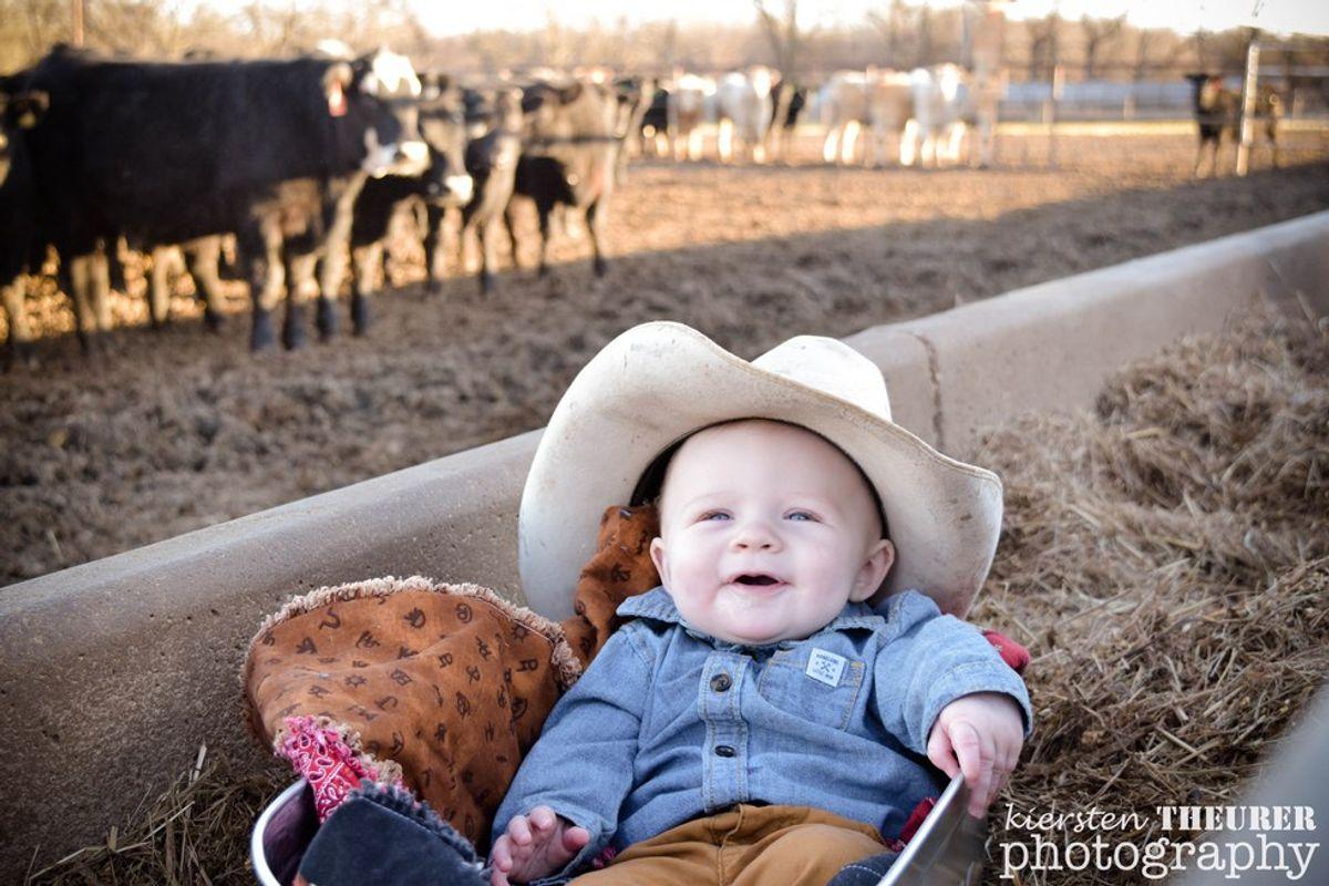 When You Give A Boy A Cowboy Hat