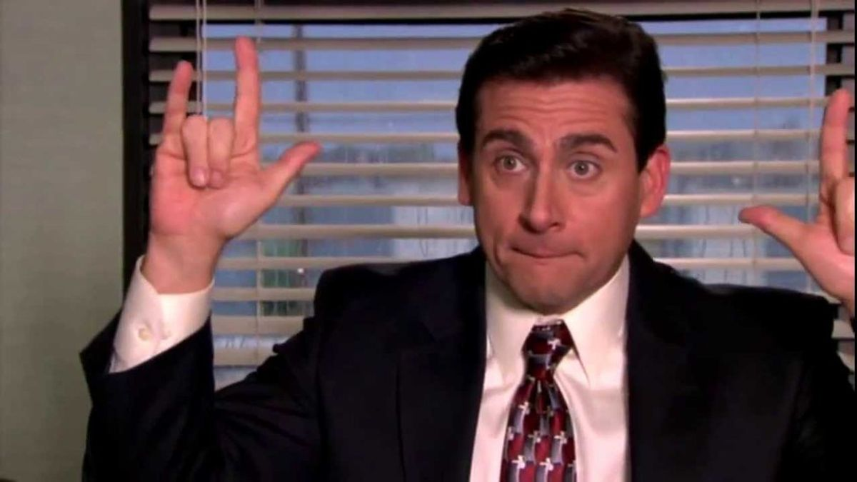 14 Times Michael Scott Was As Sassy As I Aspire To Be