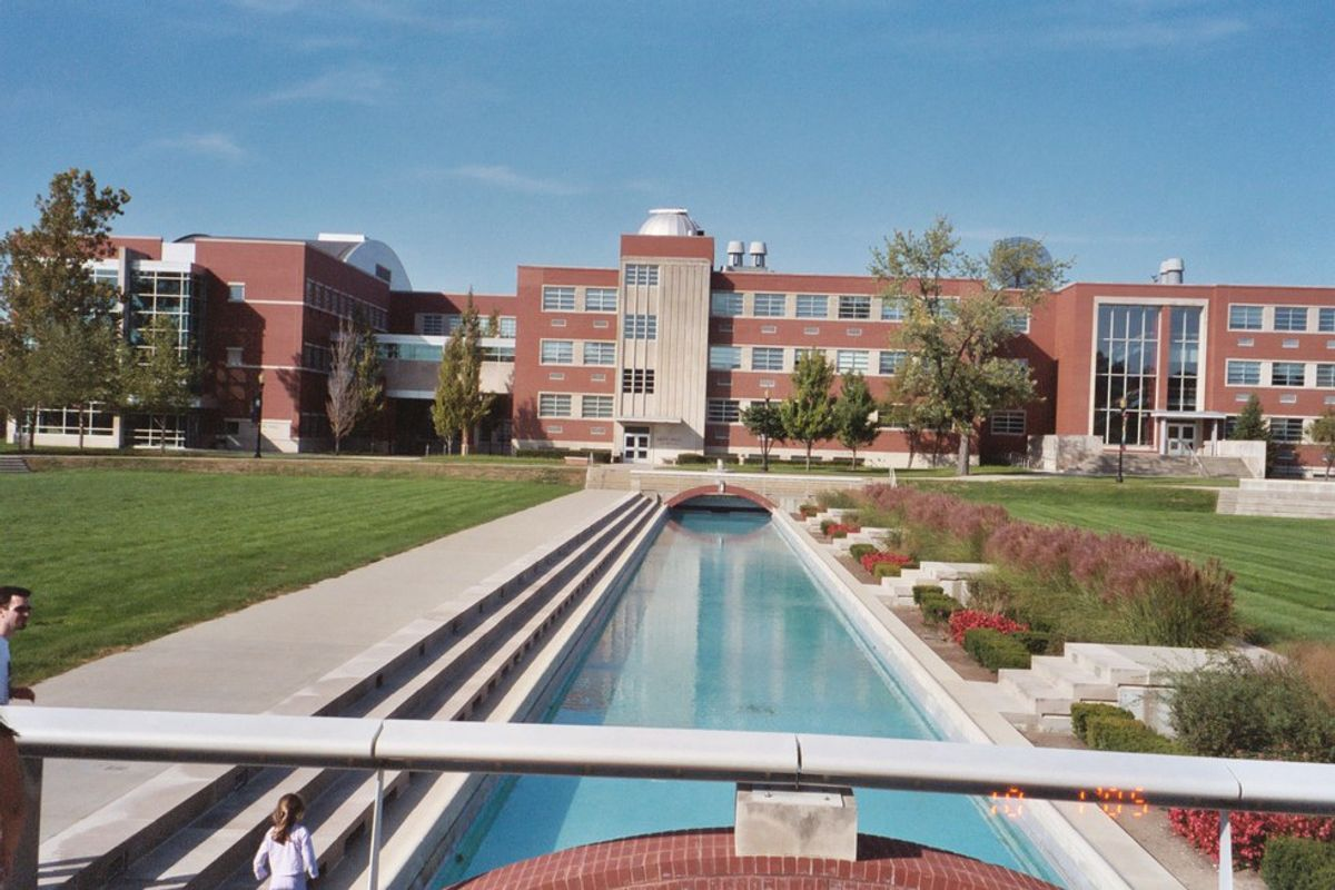 12 Great Things About UIndy