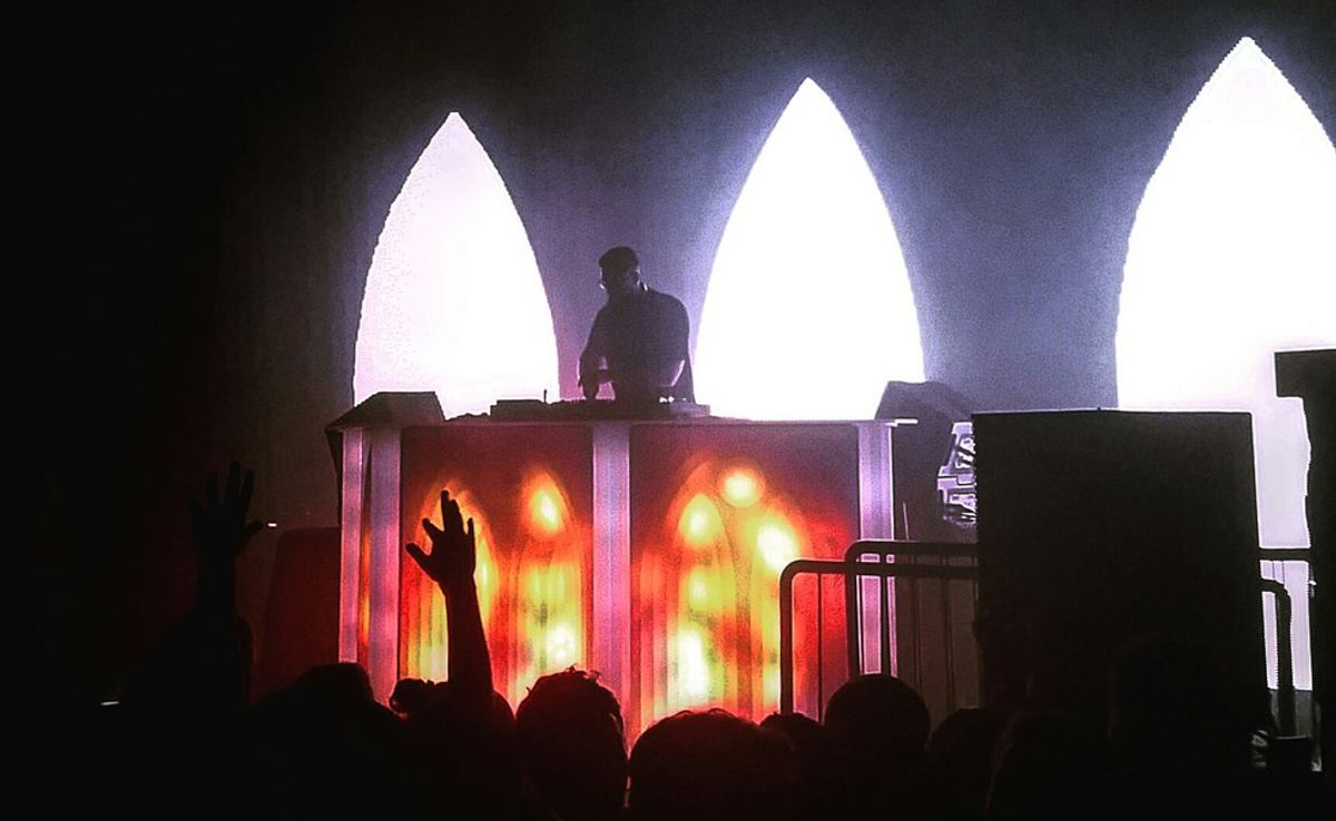 10 Things That Happen When At My First EDM Show