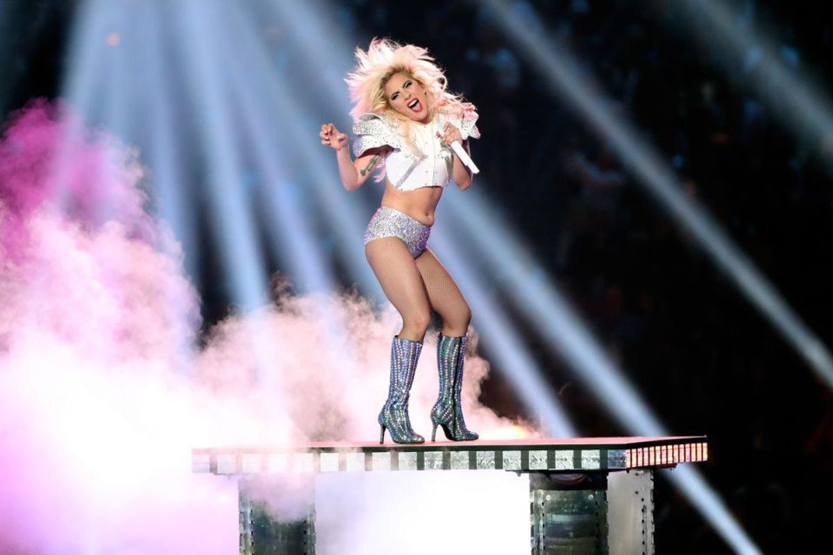 A Note To Lady Gaga's Body Shamers