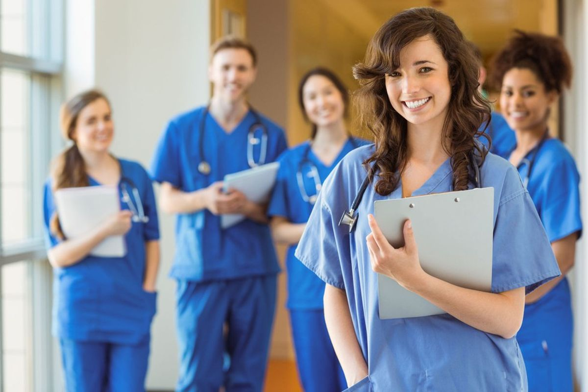 6 Signs You're A Nursing Student