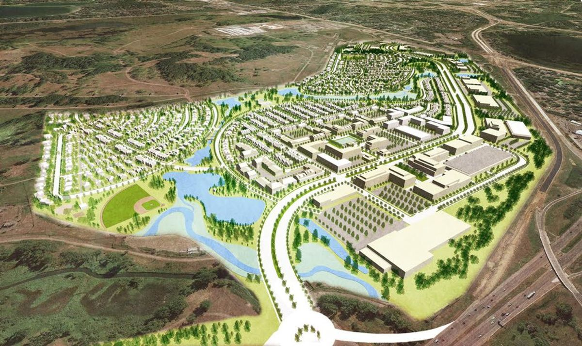The Future Of Real Estate Development In Our Own Backyard
