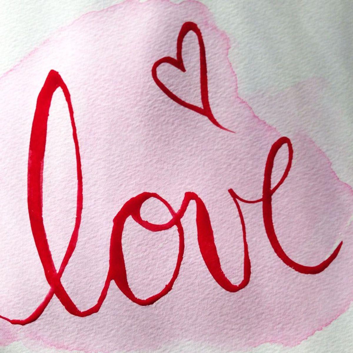 Celebrating Valentine's Month