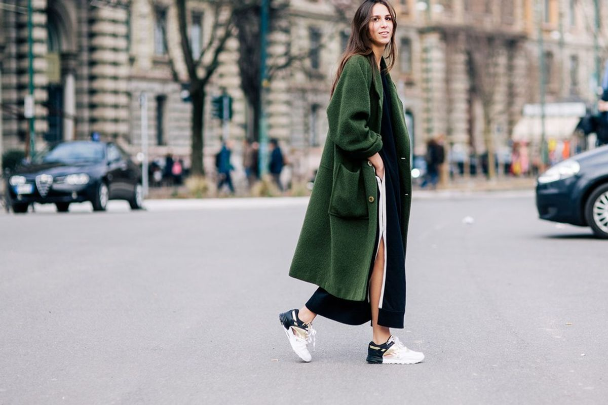 11 Trendy Street Style Looks From NYFW's Fall 2017 Shows