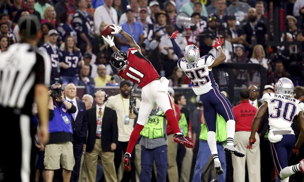 My Super Bowl Sunday Story