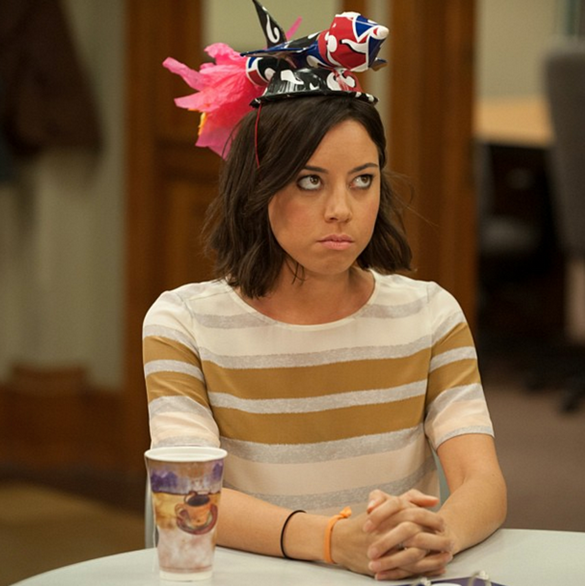 The Realities of Turning 21 As Told by April Ludgate from Parks and Rec