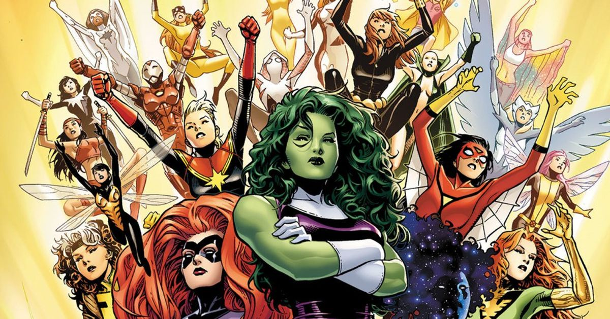 Why Female Superheroes Are Important