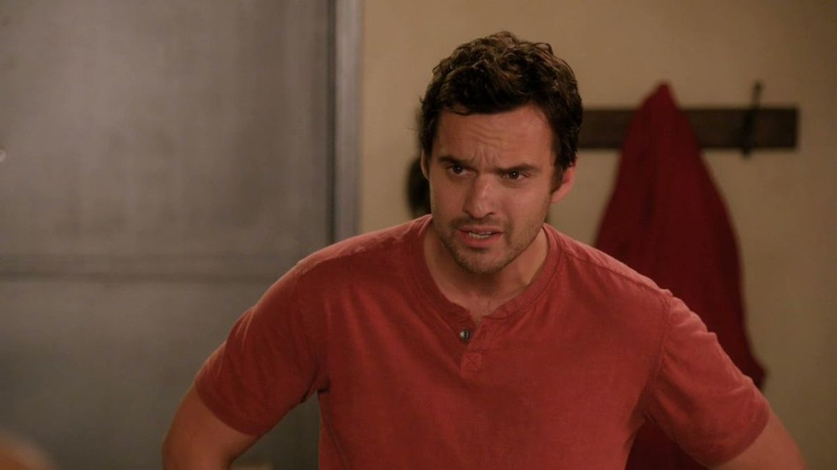 Every College Student's Midterms Week As Told By Nick Miller