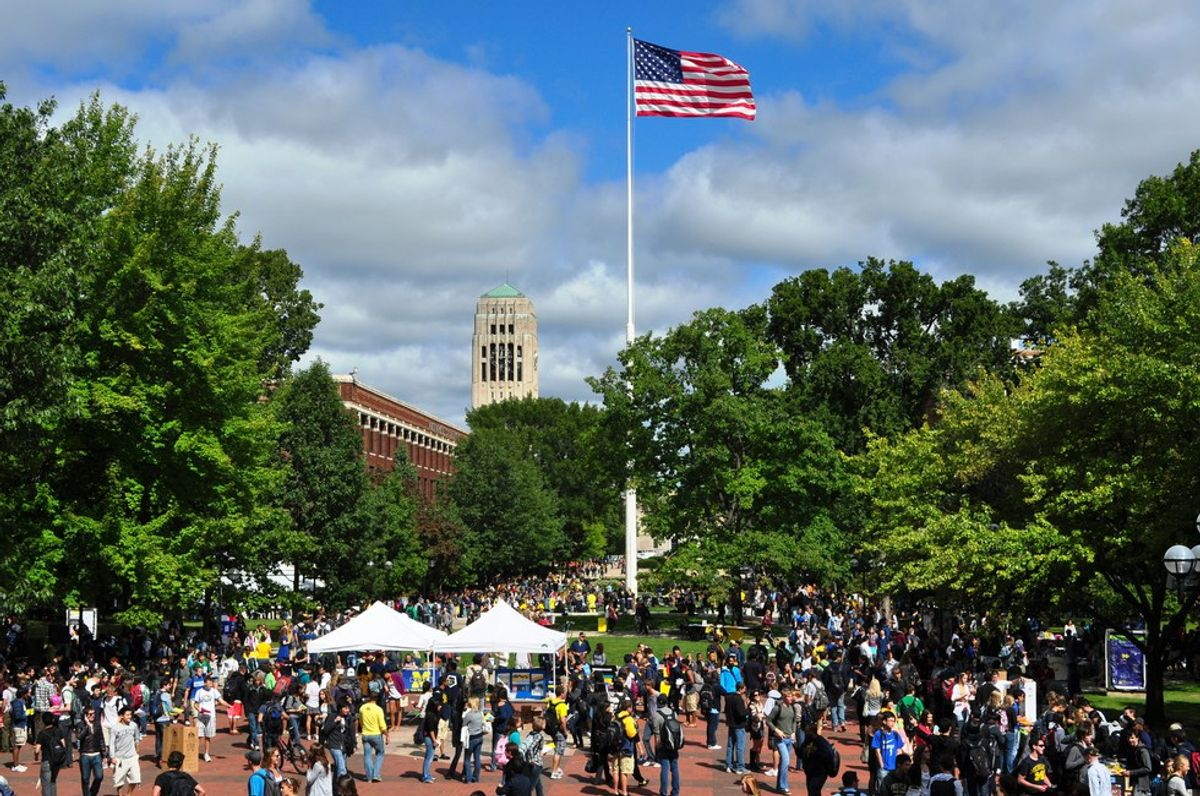 Five Charity Events at The University of Michigan