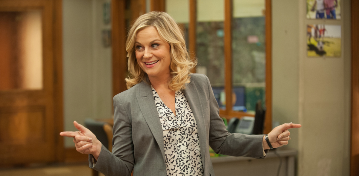 12 Times Leslie Knope Described Life as a Headstrong, Independent Woman