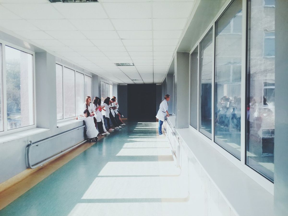 Why I Want To Be A Nurse