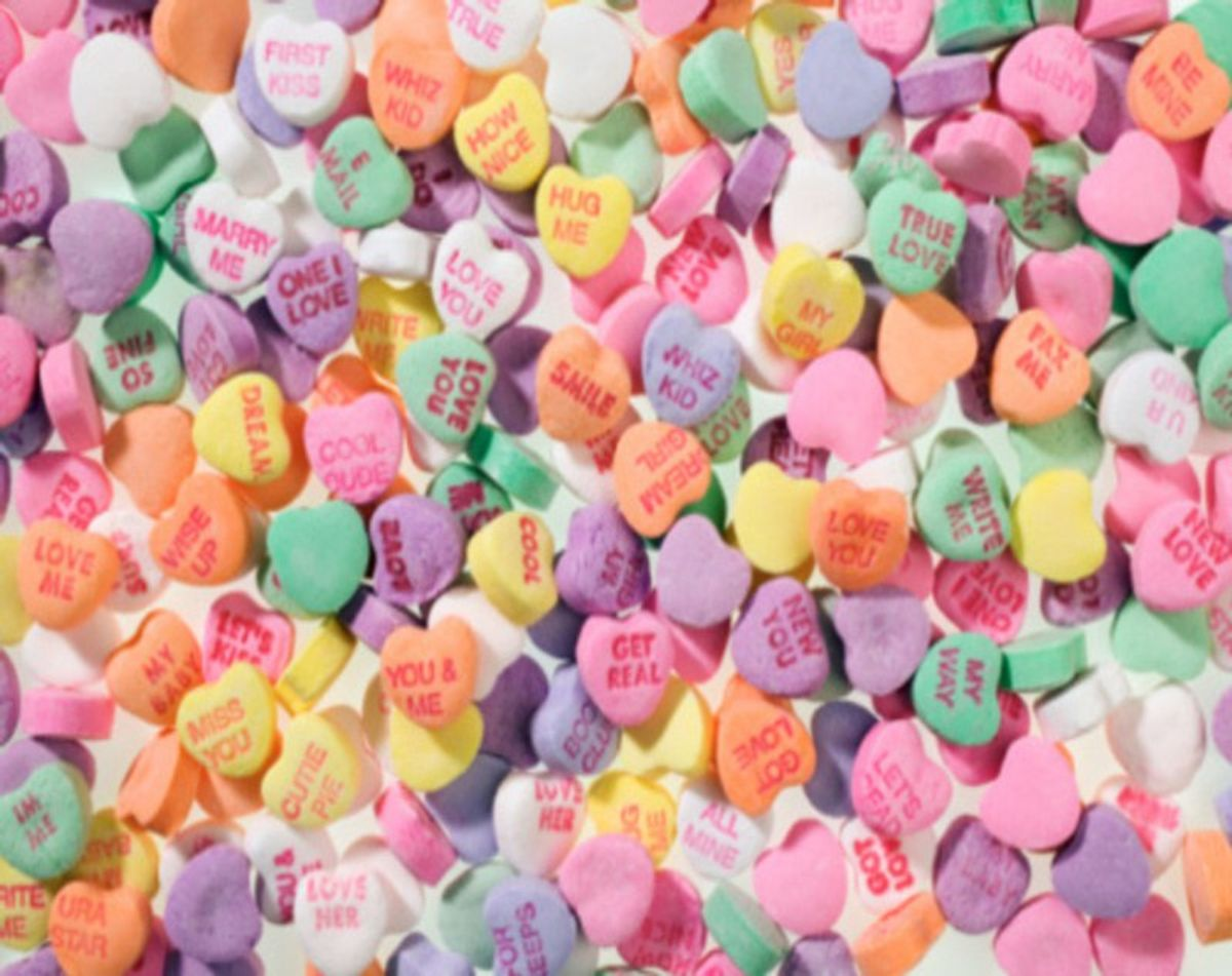 """15 Heart-Shaped Foods That Make Us Ask, """"Why?"""""""