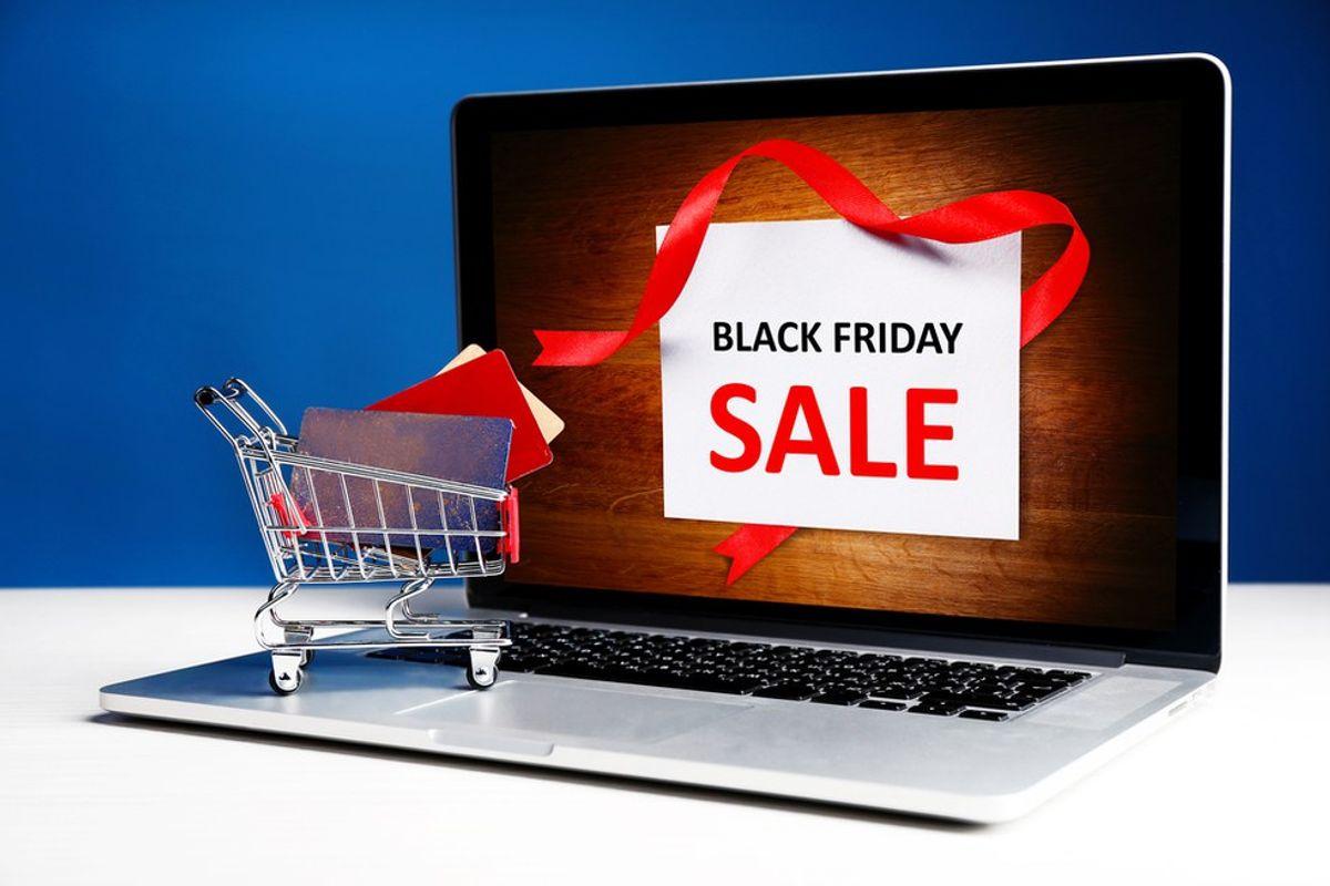 Black Friday Is No Joke In Retail....