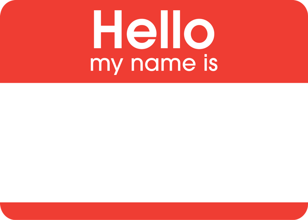 26 Names To Use For Get A Different Name Day