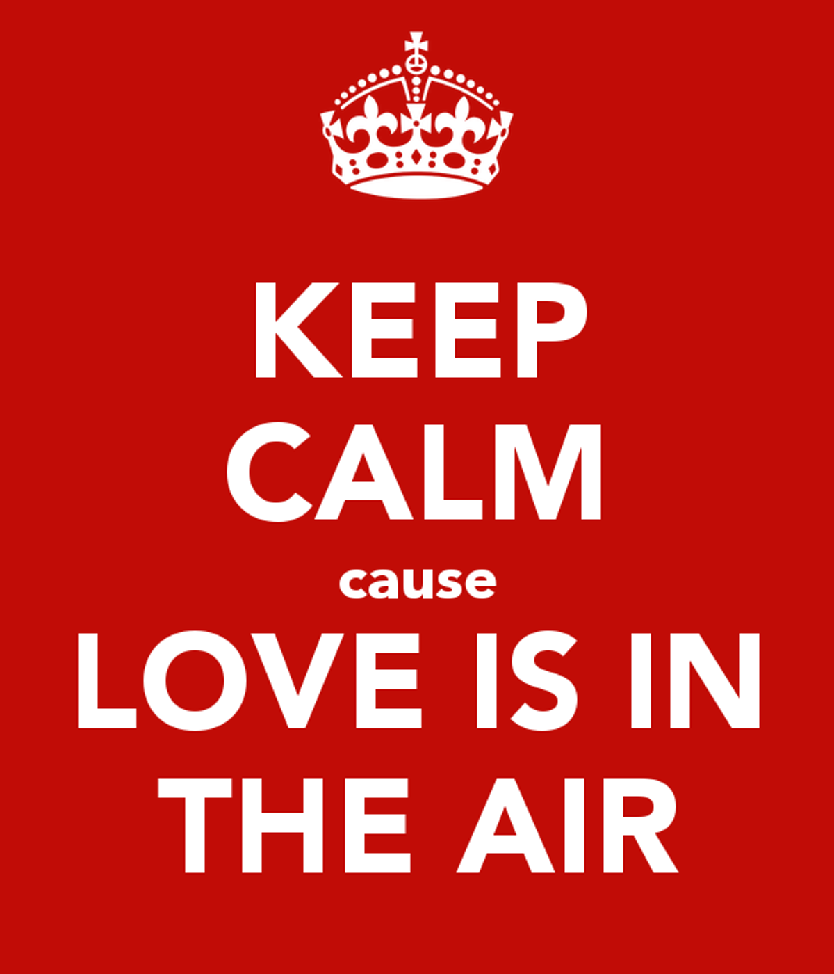 Love Is In The Air For Animals