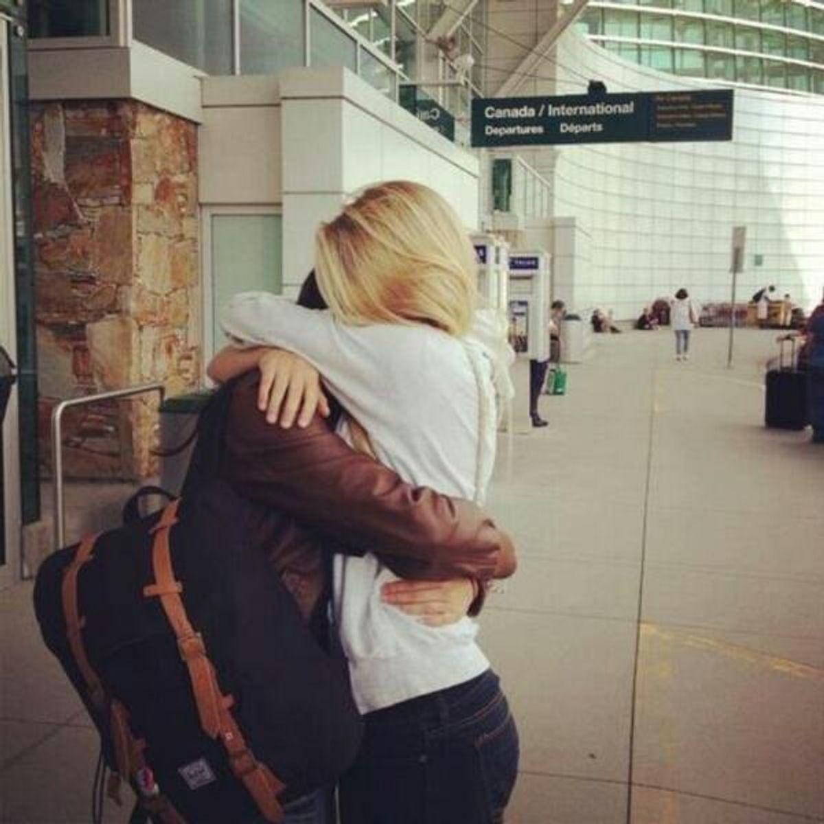 Why Is Saying Goodbye So Hard?