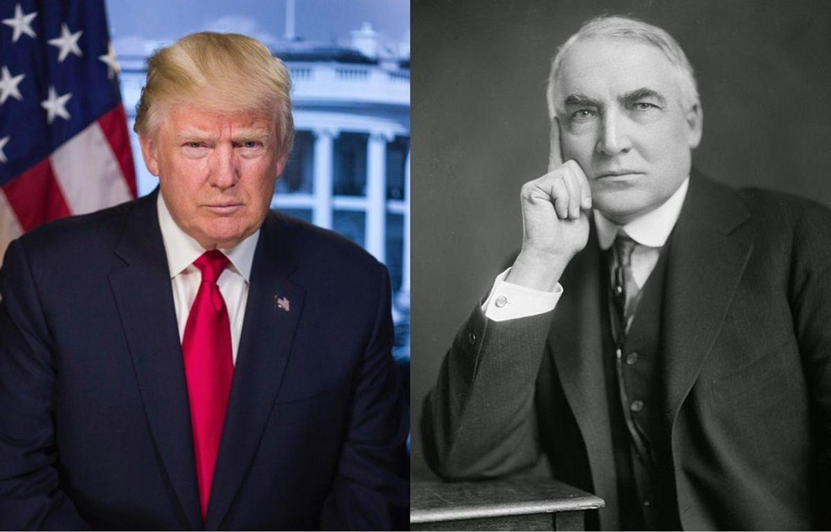 History Repeats Itself: The Parallels Between Donald Trump And Warren G. Harding