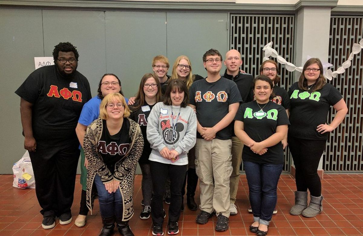 Why You Should Join Alpha Phi Omega