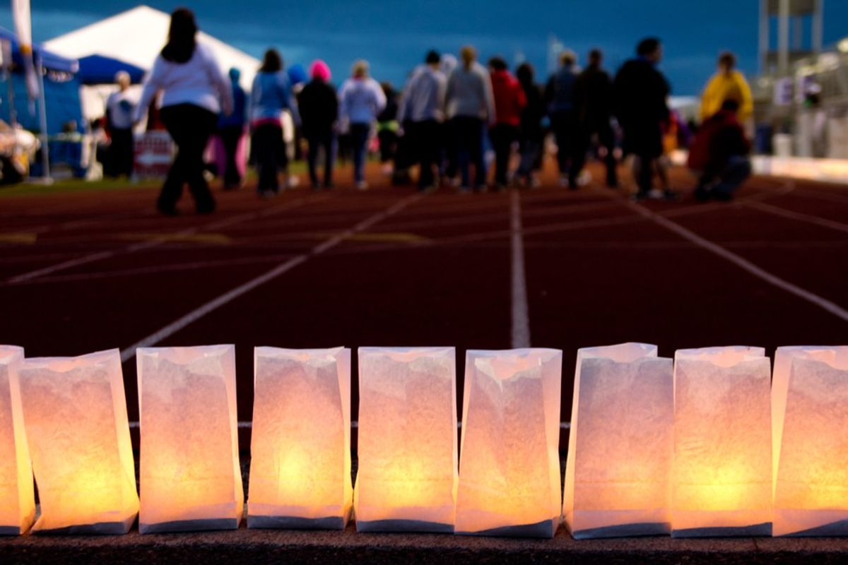 Why We All Should Relay For Life