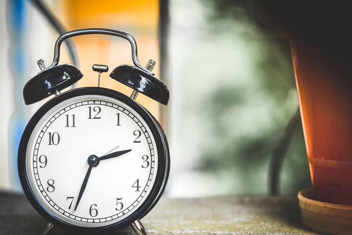 """6 Life Adjustments For """"Busy"""" People"""