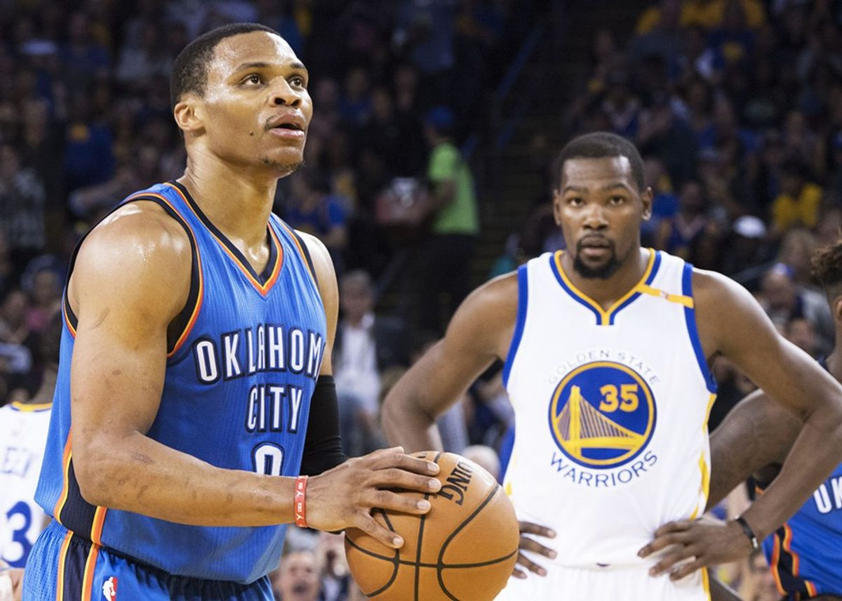 Why the Kevin Durant/Russell Westbrook Saga Should Teach Us a Lesson About Relationships