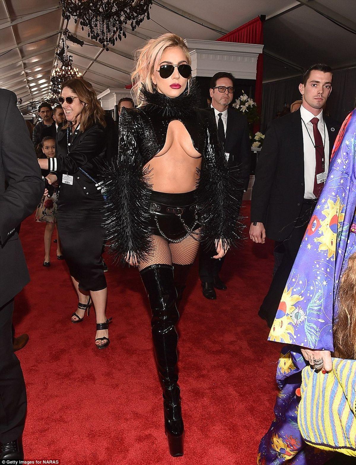 Worst Dressed Grammy's 2017