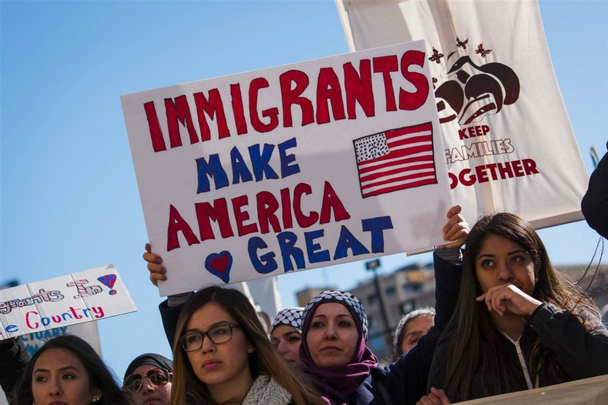 Thoughts About Immigration