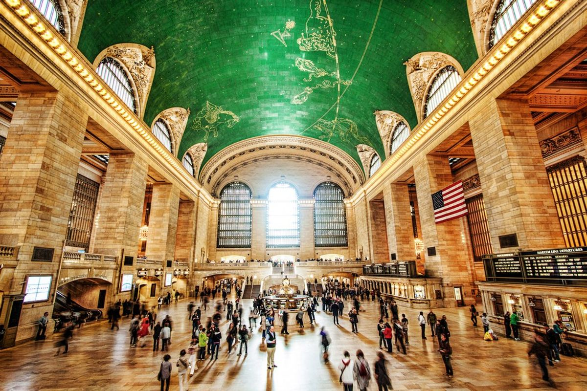 5 Reasons To Visit Grand Central Terminal