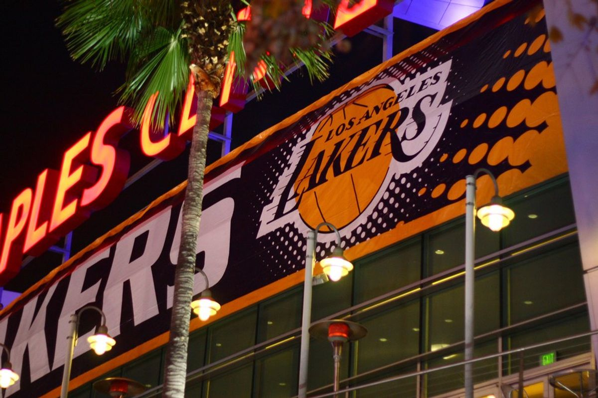 The Los Angeles Lakers: Failing To Match Their Predecessors