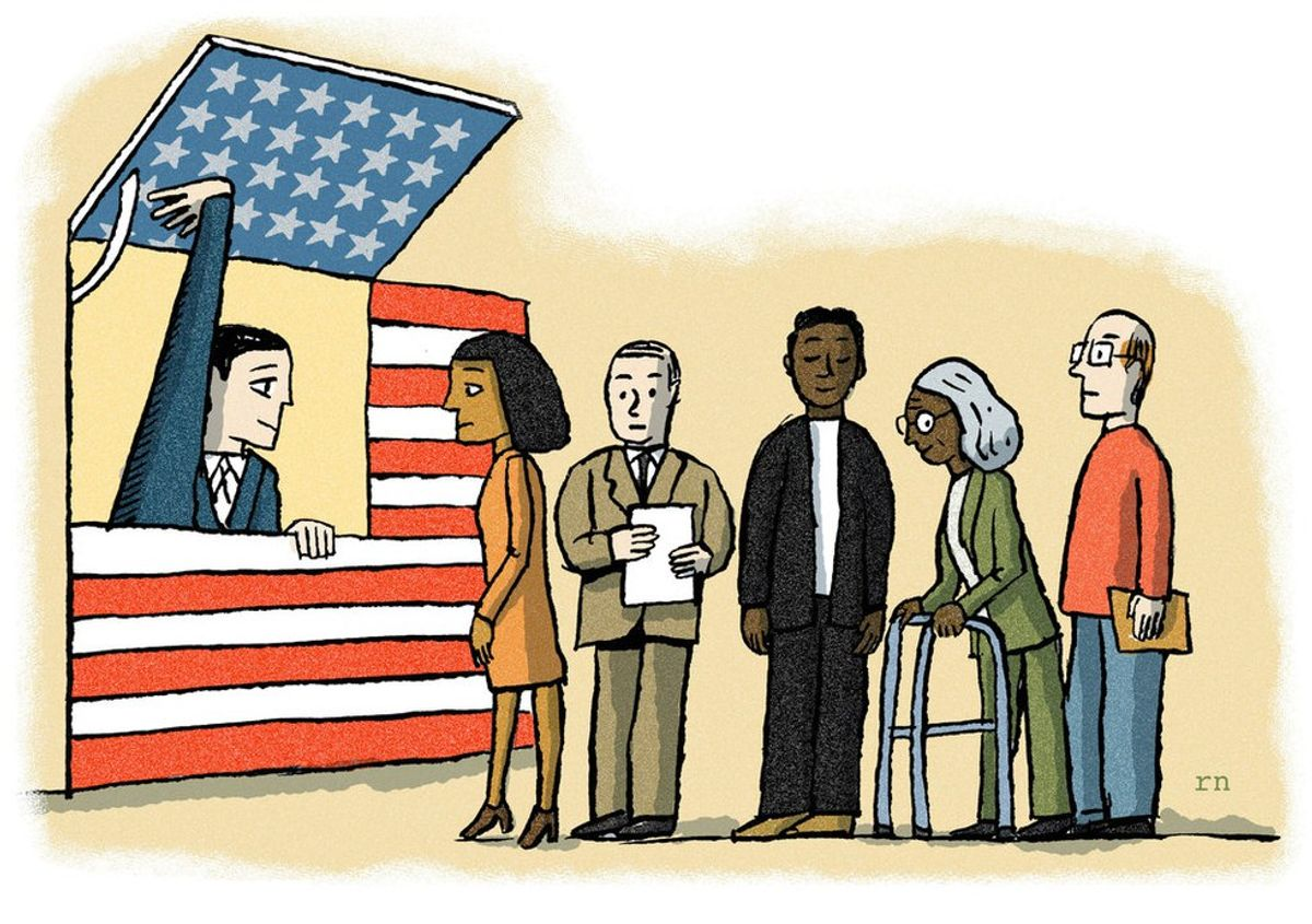 How To Be A Politically-Active Constituent