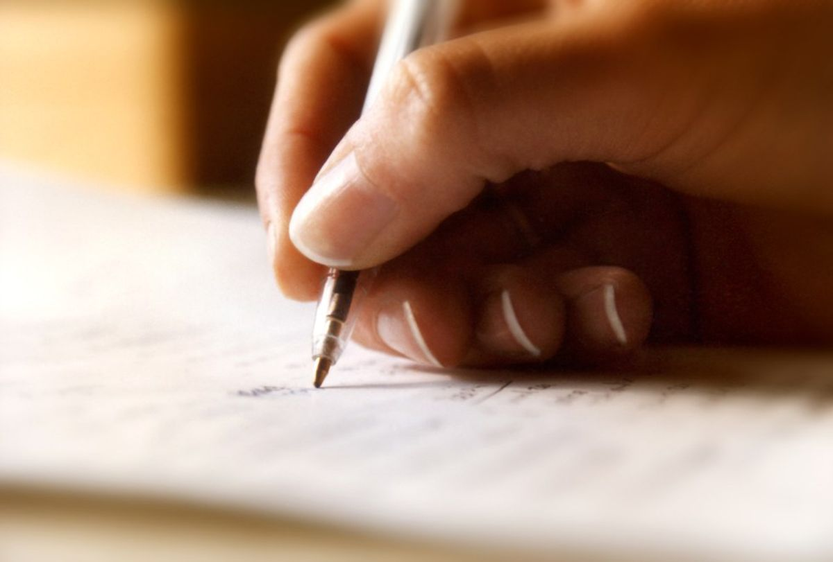 Build Your Writing Confidence On Writing.Com