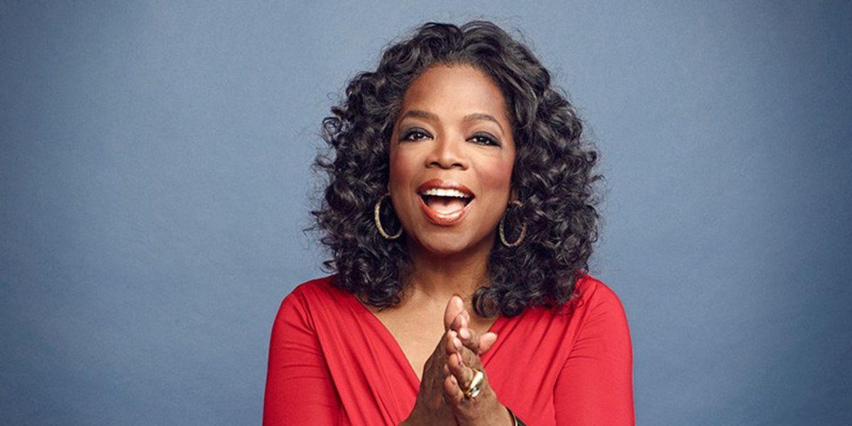 Oprah Changing The World