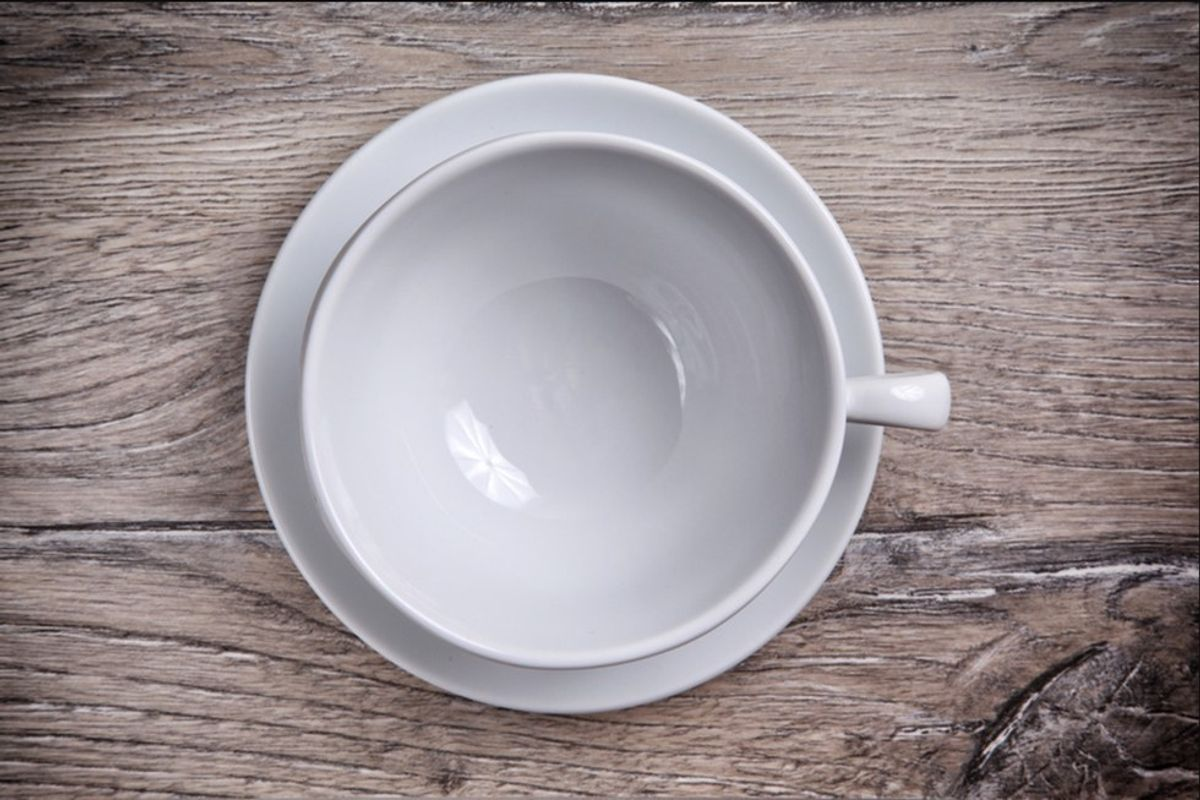 10 Signs You're Pouring From An Empty Cup