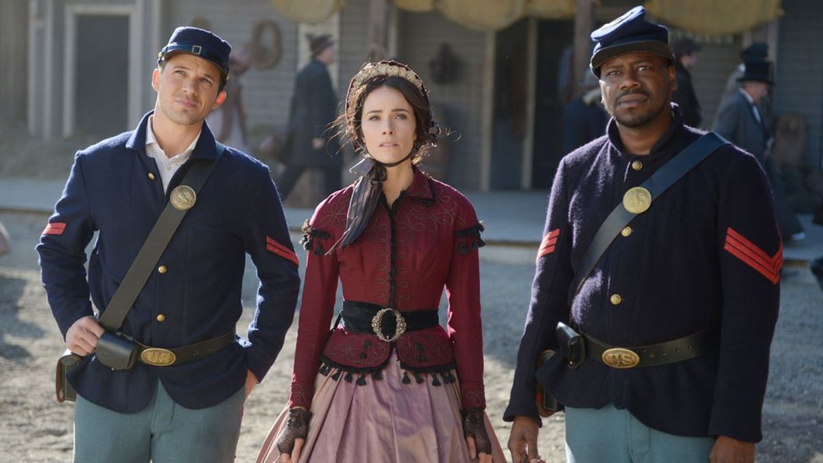 "5 Reasons You Should Be Watching NBC's ""Timeless"""
