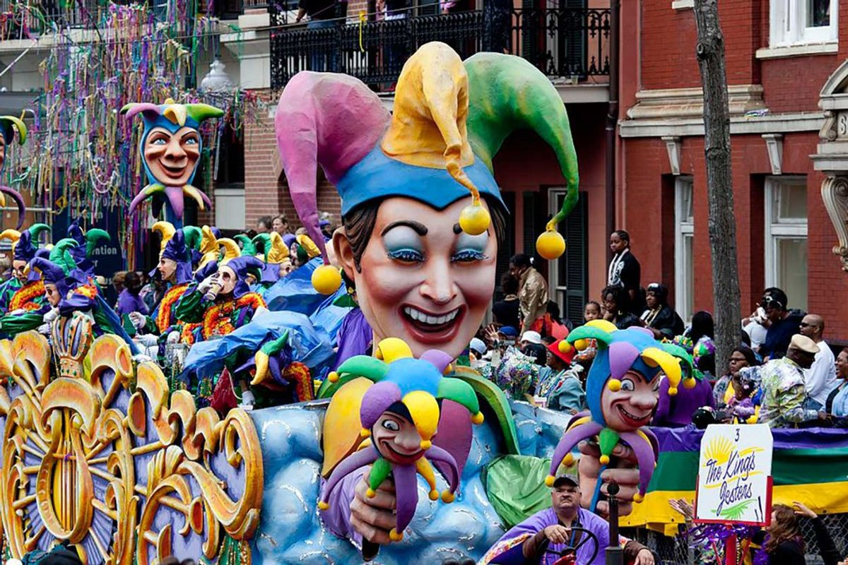 Top 21 Mardi Gras Terms