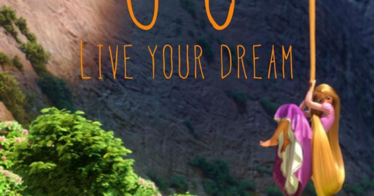 A Promise To Myself While In The Disney College Program