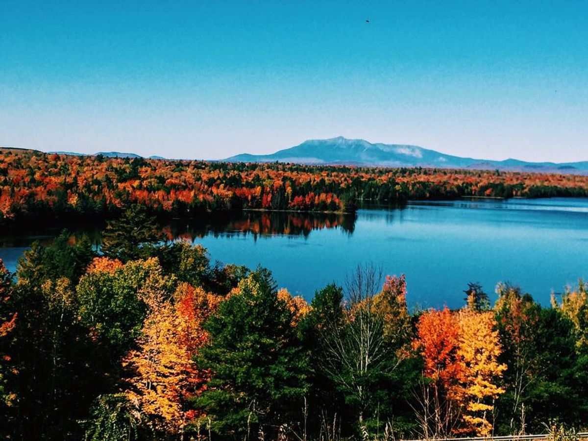 A Weekend In Northern Maine Solves All Your Problems