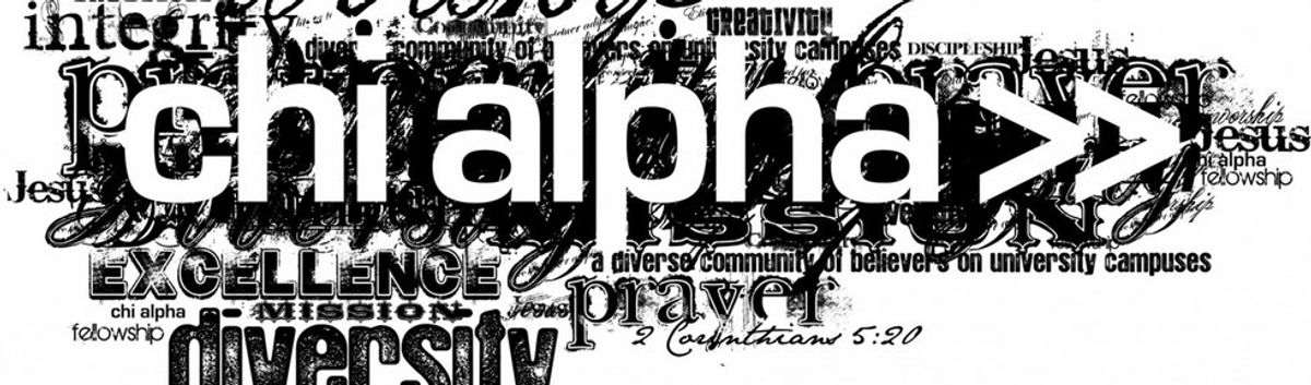 What I learned From Chi Alpha