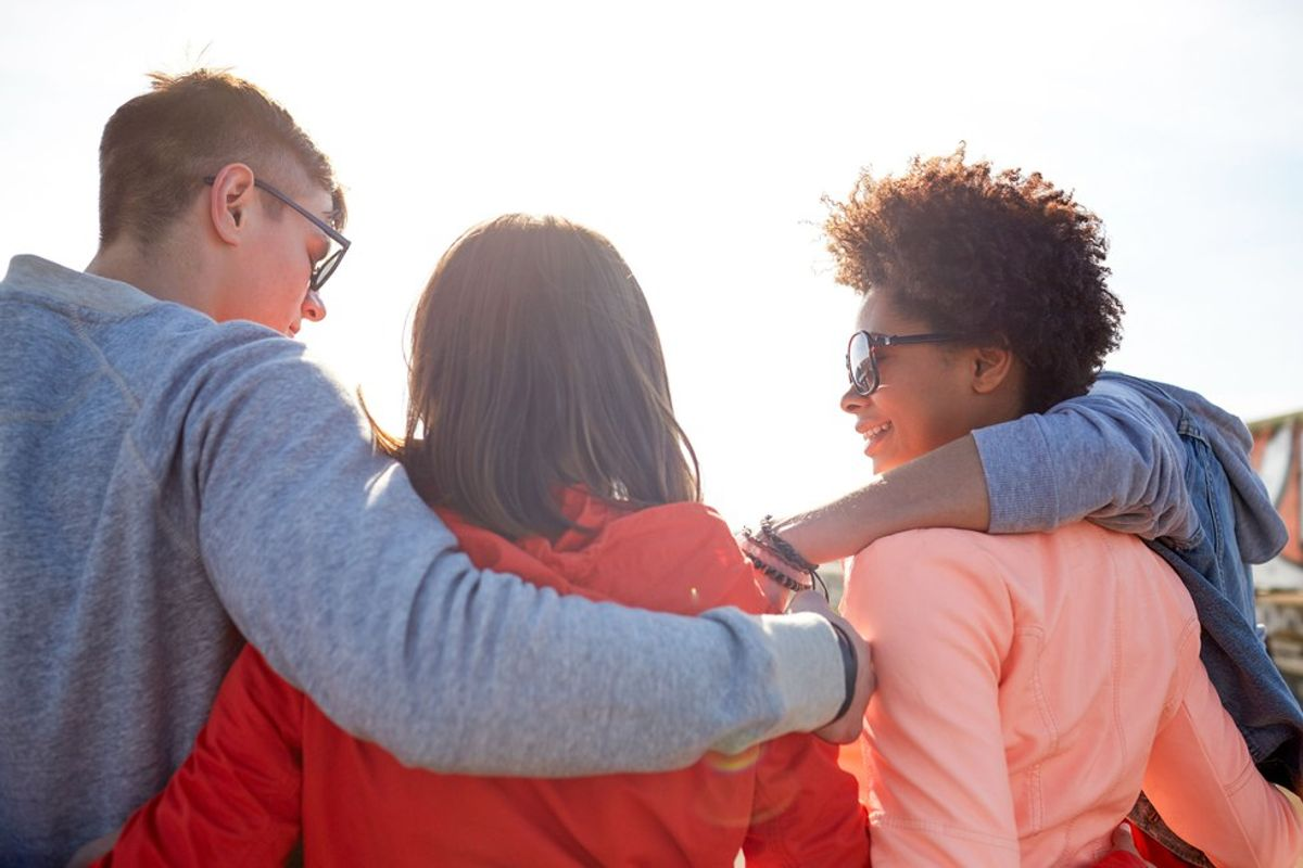Should Your Friends Be Involved In Your Relationships?