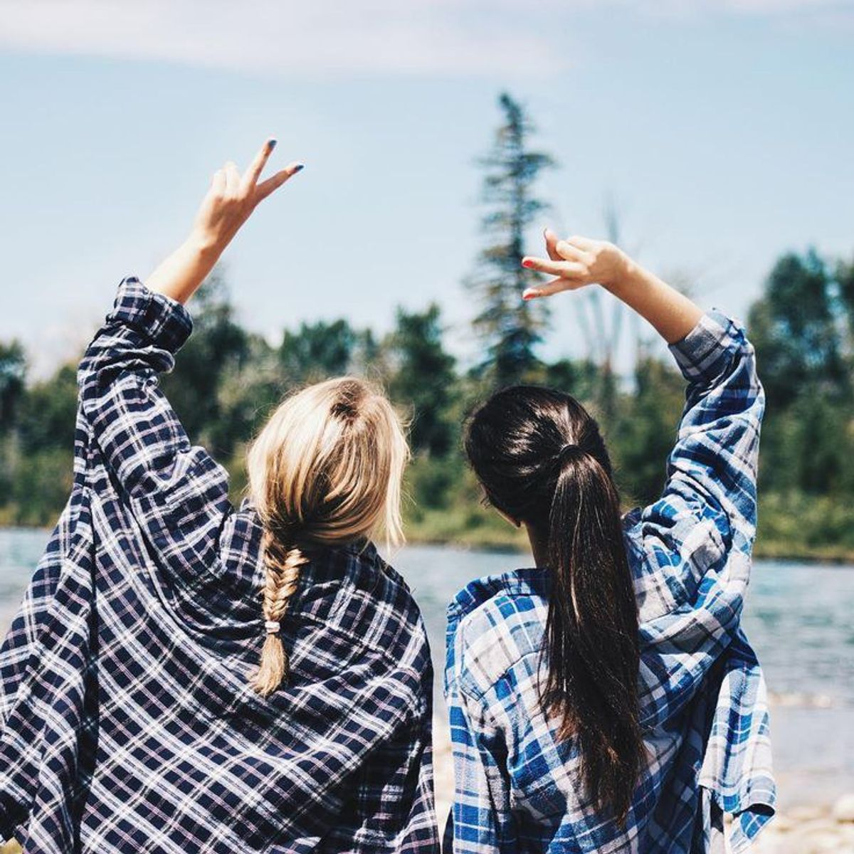 Dear Long Distance Best Friend