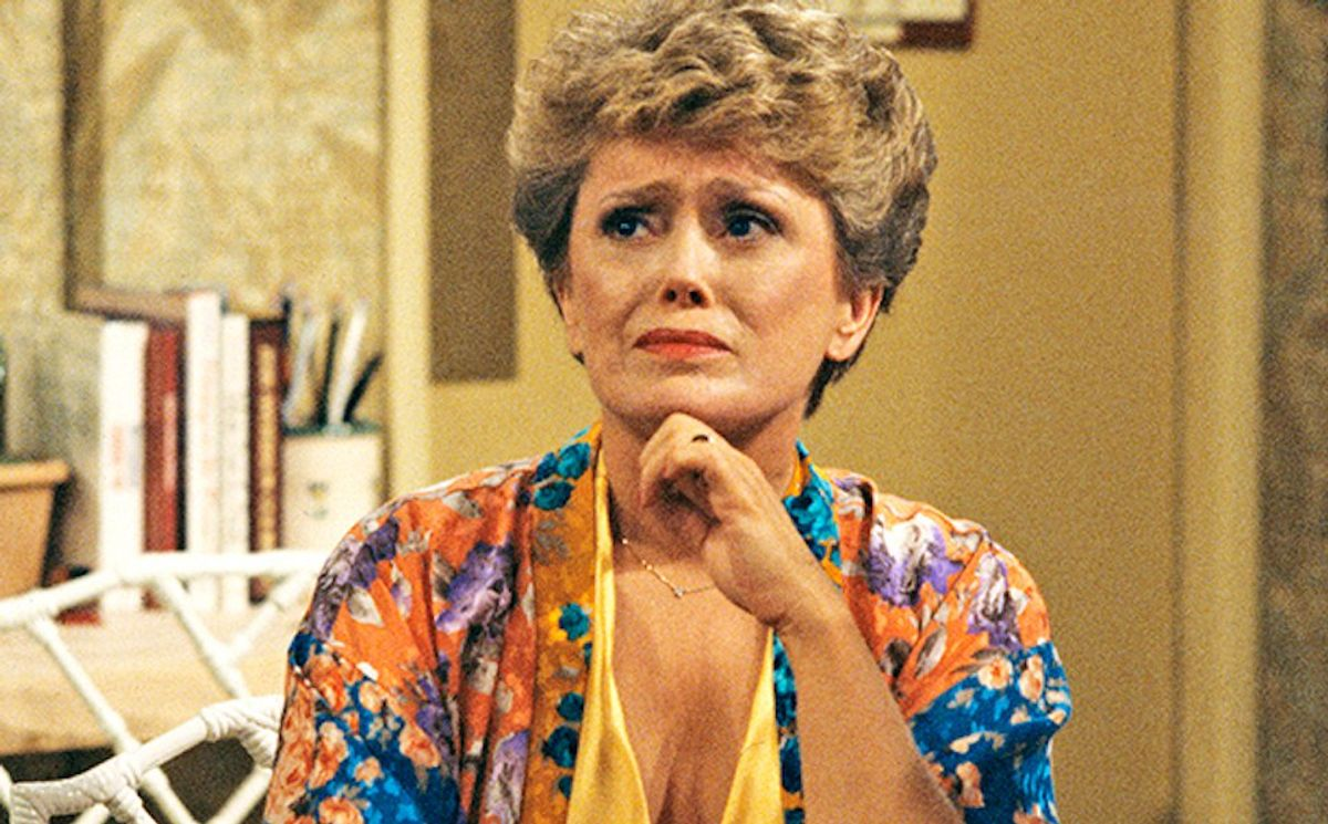 10 Ways To Identify The Blanche Devereaux Of Your Friend Group