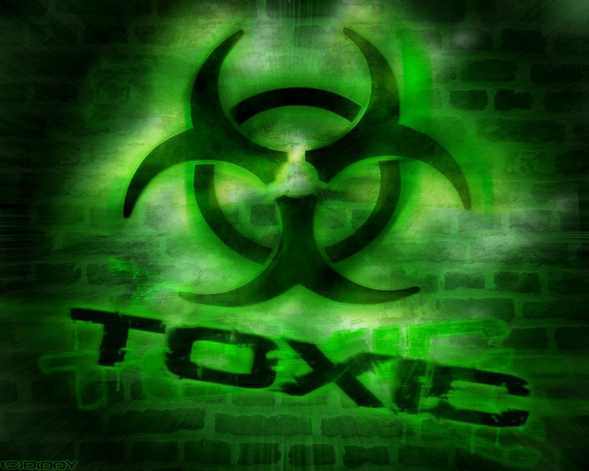 Open Letter To A Toxic Person