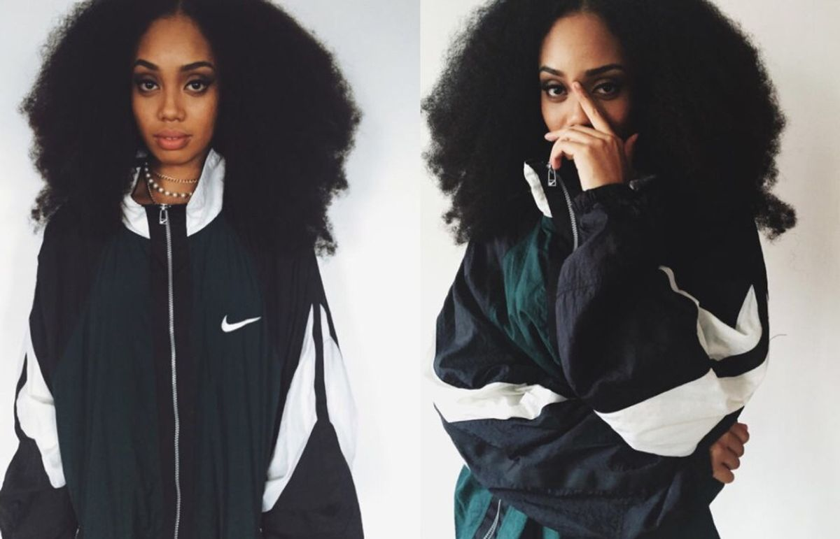 NEW TREND ALERT: Why You Should Get A Windbreaker This Season