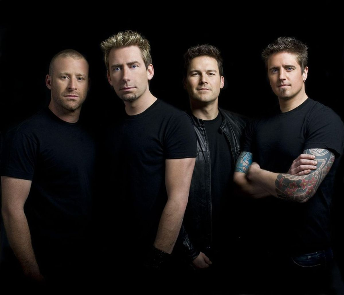 9 Reasons We Should Be Nice to Nickelback
