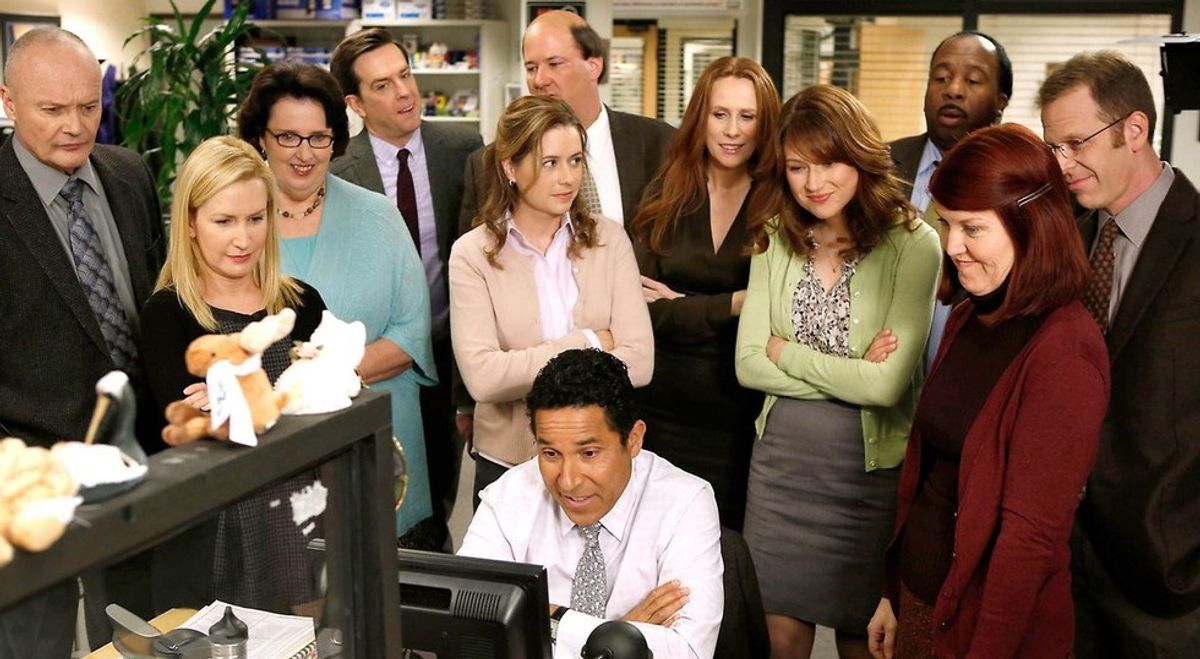 9 Reactions To Typical Facebook Posts As Told By 'The Office'