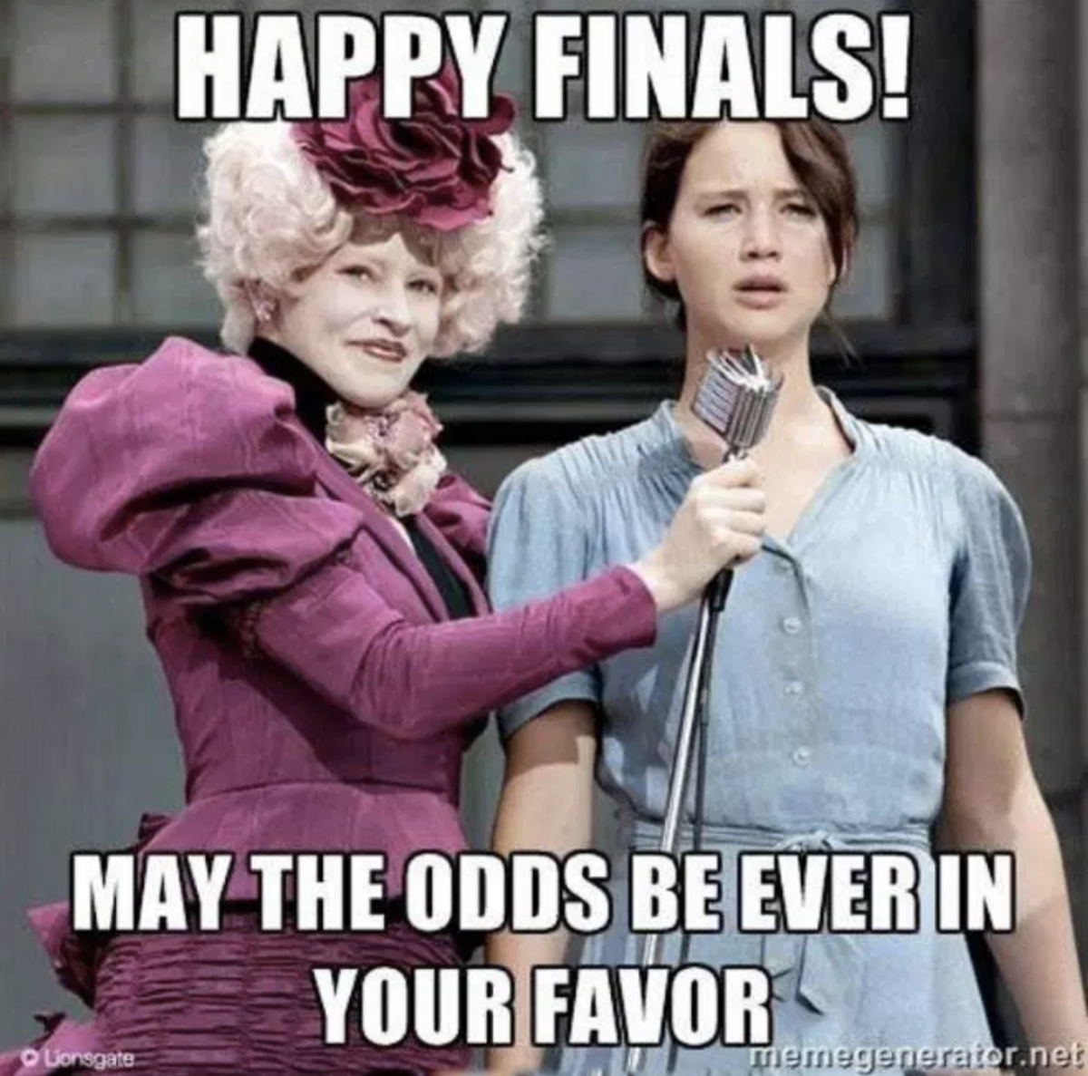 Eight Things You Think About During Midterm Week